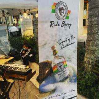 It's a Rude Bwoy reggae party tonight!  Street party at Jumby Bay, Abacoa... come thru!!! Check out some rum and dance to the reggae!!! Get a little rude... it's Saturday right!!! @jumbybayislandgrill