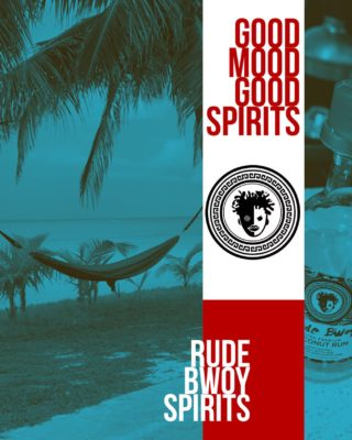 Rude Bwoy Spirits is that smooth taste of the Caribbean.  That vintage recipe that takes you away to warm waters, waterfalls and sandy coconut lined beaches.  #tastetheexperience #spiritofthecaribbean